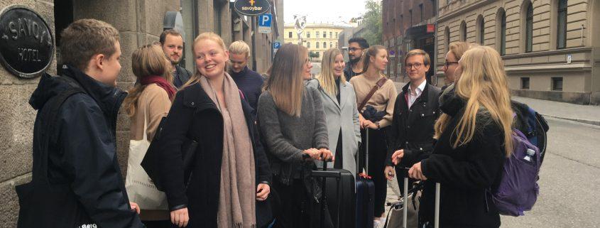 ELSA Norges landsmøte høsten 2017.
