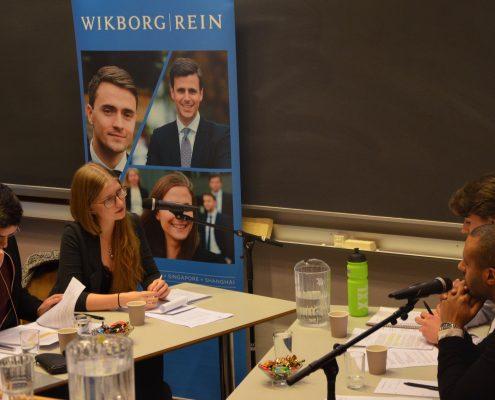 Få forhandlingserfaring på kurs i forhandlingsteknikk med ELSA Bergen. Foto: Katarina Bugge Dahle