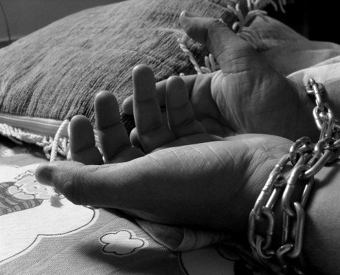 ELSA Bergen arrangerer foredrag om menneskehandel. Illustrasjonsfoto.
