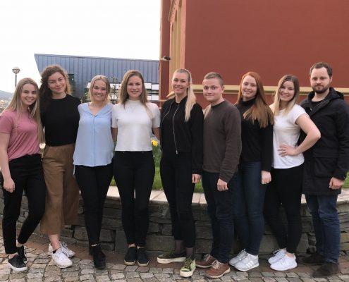 ELSA Bergens styre 2018/2019