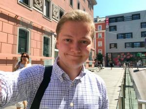 Jonas Nikolaisen (4. studieår) - internship i Forvaltningsdistriktet Innsbruck Land.