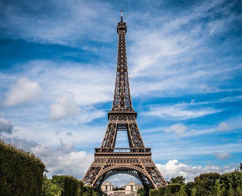 Bli med på liten studietur til Paris! Illustrasjonsfoto.