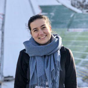 Celine Skjensvold Bellamy (4. studieår, Bergen) – Winter Law School om sportsrett, ELSA Innsbruck.