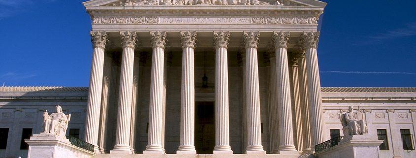 Illustrasjonsfoto. Bli med på paneldiskusjon om det amerikanske rettssystemet!
