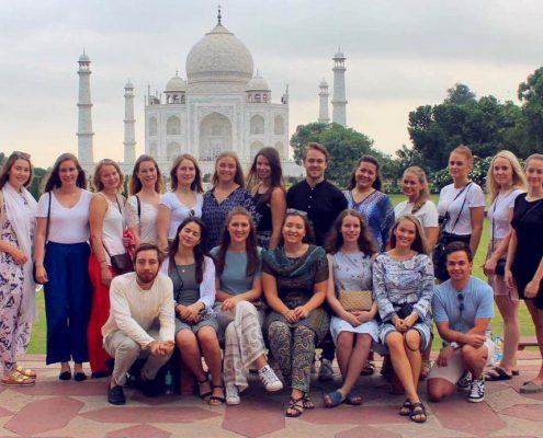 Studietur til India