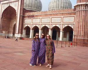 Tora Forfang Ulvin (3. studieår) - Stor studietur til India